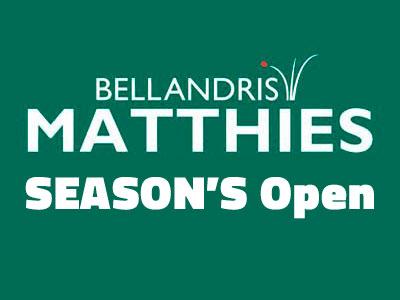 Bellandris Matthies Seasons Open Logo