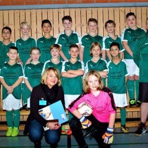 Reiseberatung Harburg und 1. E-Jugend