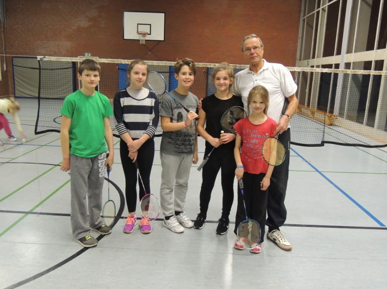 Badminton Harburg - Jugendgruppe
