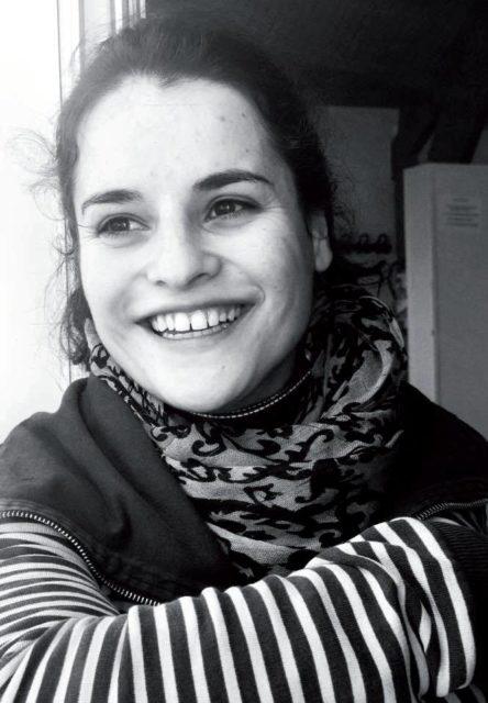 Charlotte Lefebvre Kindertanzen Uebungsleiterin