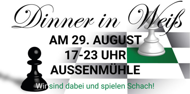 Dinner In Weiss Gwharburg Schachklub 2020