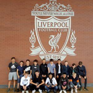 Erste C Jugend Fc Liverpool Gwharburg Gruppenfoto