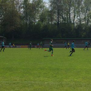 Kreisliga-Spiel gegen Tunesia 2017