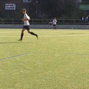2. B-Jugend gegen HEBC - Spielszene 1