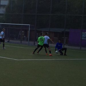2. B-Jugend gegen HEBC - Spielszene 3