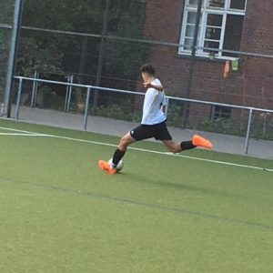 2. B-Jugend gegen HEBC - Spielszene 2