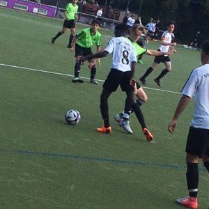 2. B-Jugend gegen HEBC - Spielszene 4
