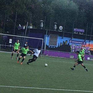 2. B-Jugend gegen HEBC - Spielszene 6