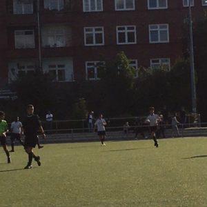 2. B-Jugend gegen HEBC - Spielszene 8