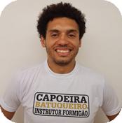 Capoeira mit Diego Goulart