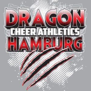 Dragon Cheer Athletics Hamburg Logo