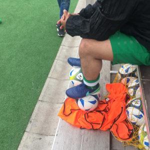 Ersatzbank Fußball Leibchen
