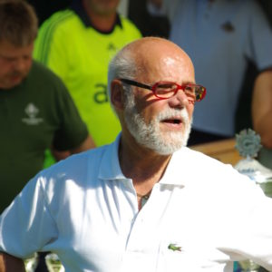 Schiedsrichter Jürgen Borbet Potrait