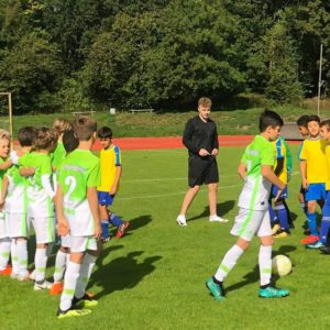 Gwharburg 1 E Jugend Spieltag 2