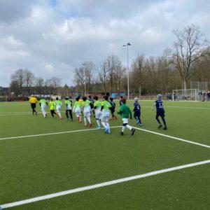 Gwharburg 1 E Jugend Spieltag