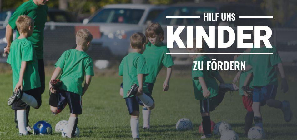 Gwharburg Kinder Fussball Foerderung