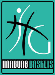 Harburg Baskets Basketball Mannschaft Logo