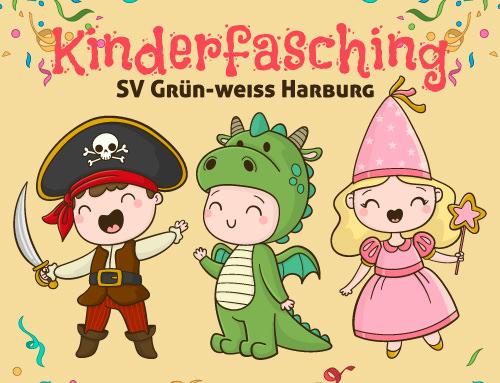 Kinferfasching Gwharburg Grafik