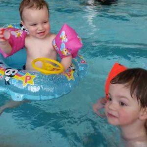 Kinder schwimmen Harburg