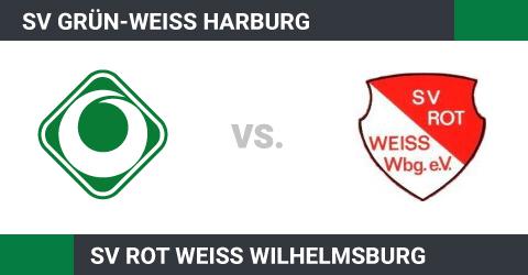 Spielankündigung GW Harburg - Wilhelmsburg