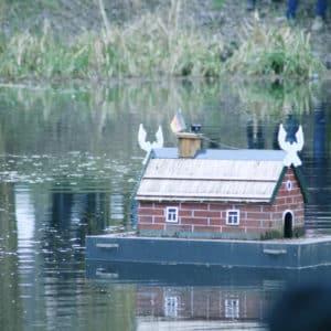 Teichwette Marmstorf 2020 Haus Auf Dem Teich